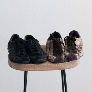 Coach Kathleen and Hadley Coach Sneaker Bundle 8